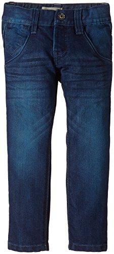 NAME IT - Matt Premium Kids Dnm Slim/Slim Noos, Jeans da bambini e ragazzi, blu(blau (medium blue denim)), taglia produttore: 128