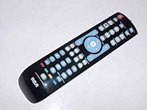 Rca rcrn04gr 6 device universal remote control with manual amp codes
