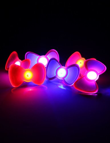Bow Led Pins Bundle