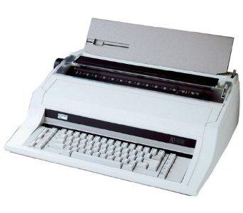 Nakajima Ae800 English Electronic Typewriter