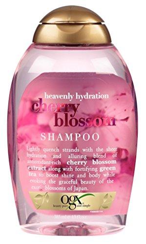 Ogx Shampoo Heavenly Hydration Cherry Blossom 13oz