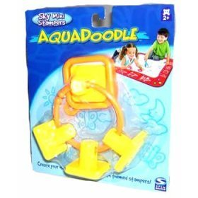 Spin Master Aquadoodle Sky Mini Stampers - 1