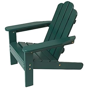 Kid's Youth Adirondack Chair by Manchester Wood, Inc.