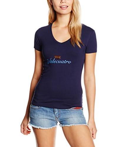 Valecuatro T-Shirt Manica Corta [Blu Navy]