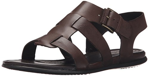 ECCO Touch Sandal Sandali Gladiatore, Donna, Marrone(Coffee 2072), 42