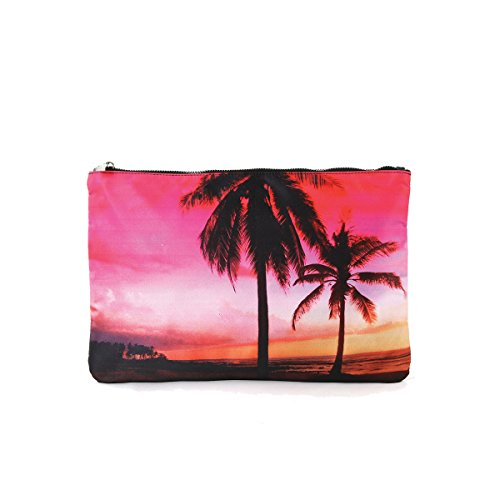 ashley-m-sunset-by-the-beach-scene-top-zip-clutch-multi