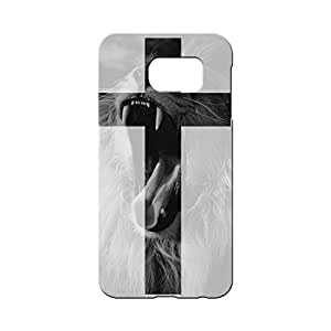 BLUEDIO Designer 3D Printed Back case cover for Samsung Galaxy S6 - G2617