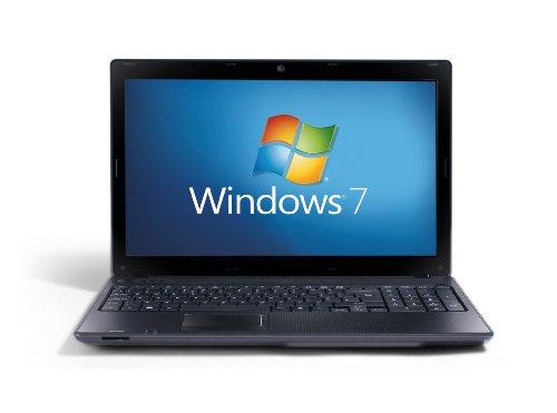 Acer Aspire 5742Z 15.6 inch Notebook ( Intel Pentium P6100, 4GB RAM, 500GB HDD, DVD, Webcam, Wireless, Windows 7 Home Premium 64-bit) - Black