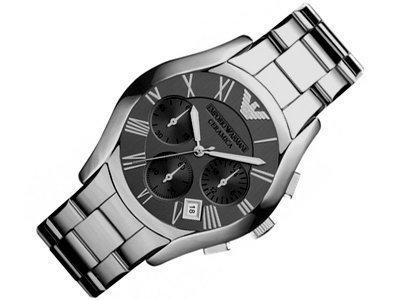 Emporio Armani AR1465 - Reloj para hombres, correa de cerámica