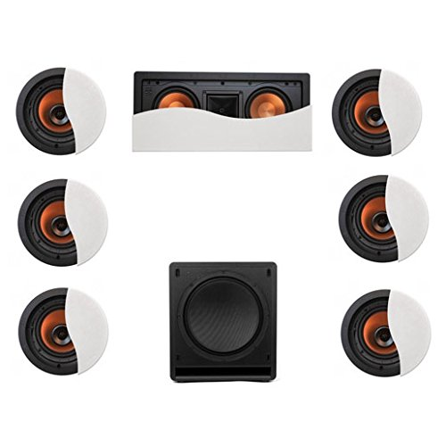 Klipsch Cdt-5650-Cii In-Ceiling System #10