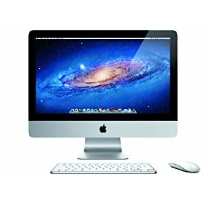 Apple iMac MC309LL/A 21.5-Inch Desktop (NEWEST VERSION)