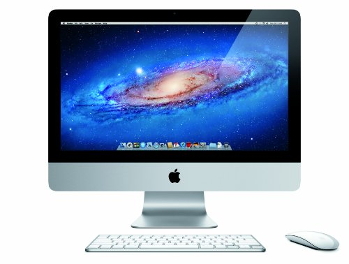 Apple iMac MC812LL/A 21.5-Inch Desktop (NEWEST VERSION)