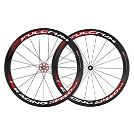 Fulcrum Racing Speed XLR Carbon Tubular Road Bicycle Wheelset