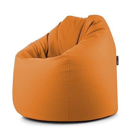 pouf-sacco-morbido-pouff-puff-puf-ecopelle-pvc-arancio-78x78x93-cm-sfoderabile-riempita-con-sfere-di