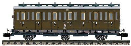 Fleischmann 807004 N 3. Klasse Abteilwagen der K.P.E.V. 3. Klas