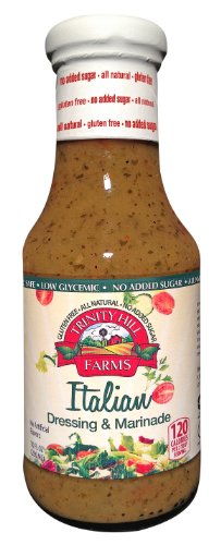 Trinity Hill Farms Italian Dressing, No Added
