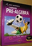 img - for Holt McDougal Larson Pre-Algebra: Student Edition 2012 book / textbook / text book