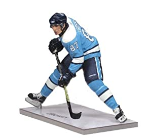Pittsburgh Penguins Sidney Crosby McFarlane 6 -Inch Action Figure NHL 2009 Series 21 by Unknown