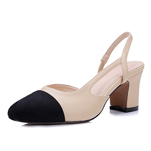 adee-girls-assorted-color-bungee-apricot-leather-pumps-shoes-5-uk