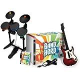 Band Hero inkl. Gitarre, Schlagzeug & Mikro