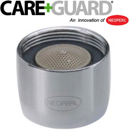 Neoperl Care Guard 1.5 Gpm Female Pro Faucet Aerator Hospital & Health Care Saver front-153806