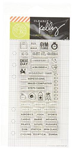 hero-arts-claramente-kelly-fitness-con-texto-en-ingles-635-cm-x-1524-cm-conjunto-de-sellos-para-esta