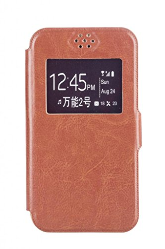 Noise-Spice Android 1 Universal Flip Cover (4-4.5 inch)
