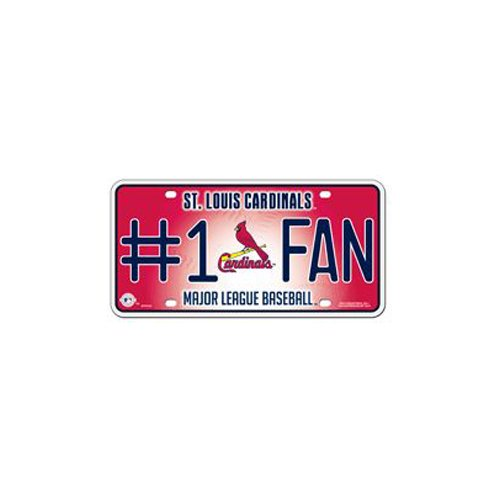 Sunset Vista Designs Mlb #1 33-Inch Long Fan Wind Chimes, St. Louis Cardinals at Amazon.com