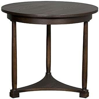 Vanguard Furniture Cyril Lamp Table 8312L-SX - - Amazon.com