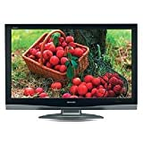 "SHARP 26"" LC-26PX5M Multi-System Flat Screen LCD TV For Worldwide PAL /SECAM/ NTSC Playback."