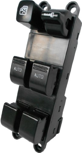 SWITCHDOCTOR Window Master Switch for 1998 Toyota 4Runner 98 Drivers side, power, button, panel, door, lock