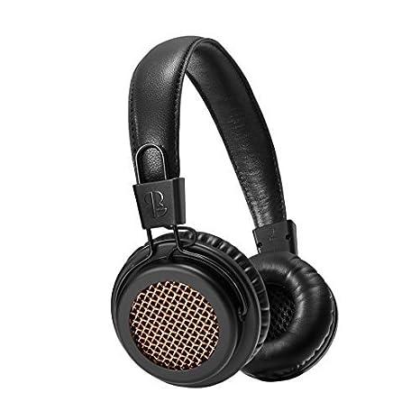 Bloc & Roc Galvanise S2 GS2-BKRGD-OEHP Casque audio Noir/Jaune