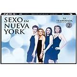 Sexo En Nueva York (Temporada 2) (Ed Horizontal) [DVD]