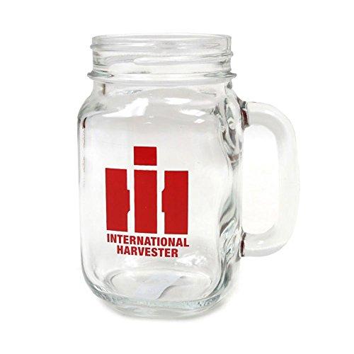 International Harvester Logo 16oz Mason Jar Mug (Outback Mason Jar compare prices)