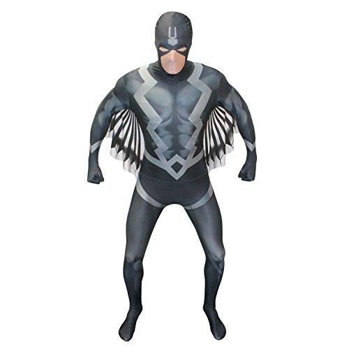 MORPHSUITS MARVEL BLACK BOLT Costume taglia XL