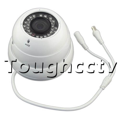 600TVL 30m IR Vandalproof 2.8-12mm Vari-focal