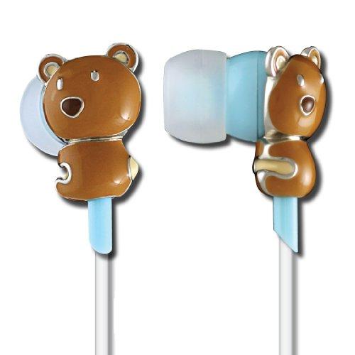Ankit 'Naughty Teddy' Teddy Bear Earphones -