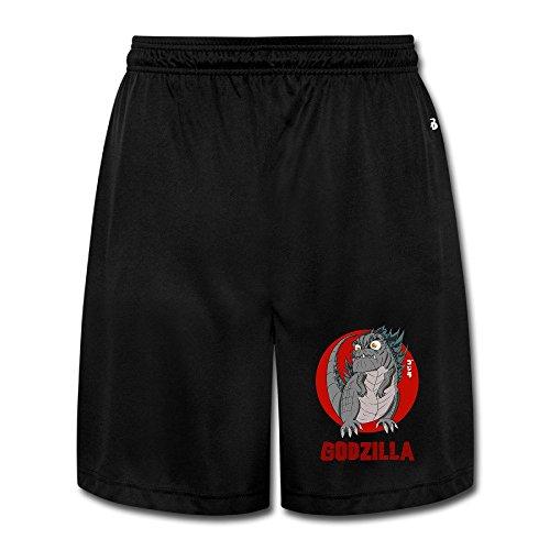 Godzilla Rising Fashion Male Short Pants Shirts (Godzilla Inflatable Costume)