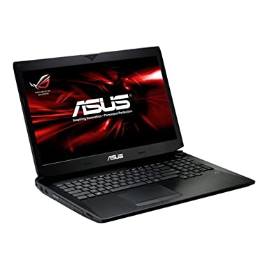 "Asus G750JX 17.3"" Intel Core i7 Laptop"