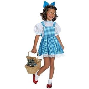 Deluxe Child Dorothy Costume