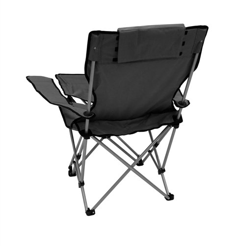 Folding Armrest Chair with Footrest FurnitureNdecor