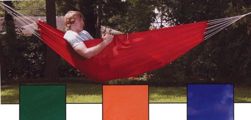 Texsport Hammock Assorted 84 Inch 54 Inch