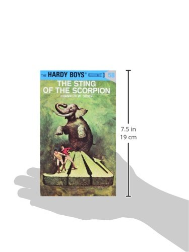 Hardy Boys 58: the Sting of the Scorpion (The Hardy Boys)