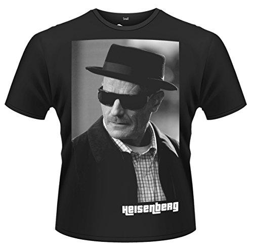 Breaking-Bad-Heisenberg-Camiseta-oficial-Pelculas-TV-y-pelculas-Camiseta-de-bolas