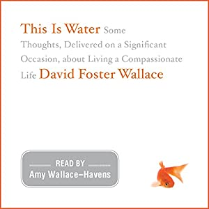 This Is Water Audiobook