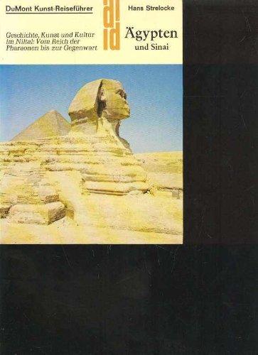 Strelocke Ägypten und Sinai. Kunst - Reiseführer,