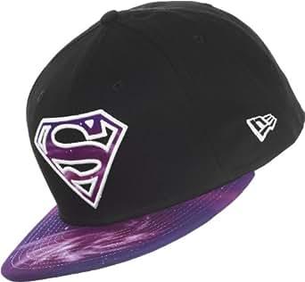 New Era Galaxy Hero Superman casquette S/M black/galaxy