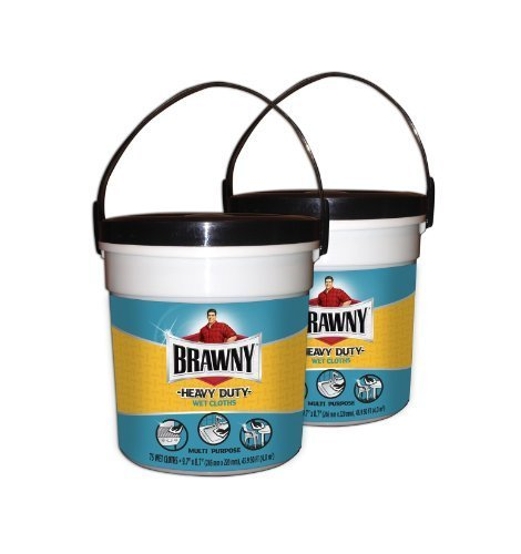 brawnyheavy-duty-wet-cloths-canister-fresh-scent-150-count-wipes-pack-of-2-by-brawny