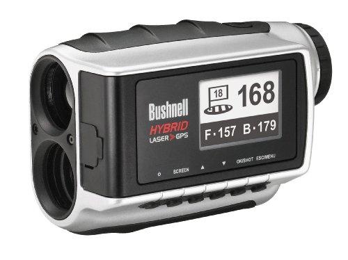 Bushnell - 201951EU - Hybrid - Télémètre Laser/GPS