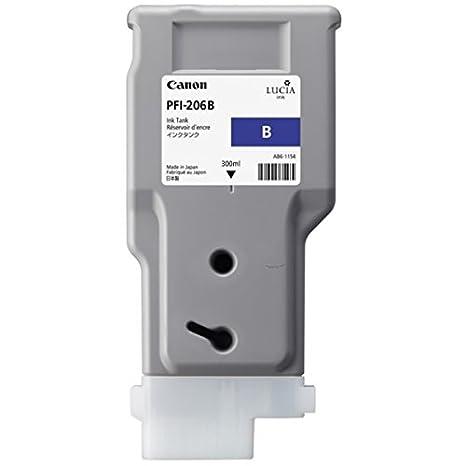 Canon 5311B001 Cartouche d'encre blau pour Imageprograf IPF 6400/6400 S/6450